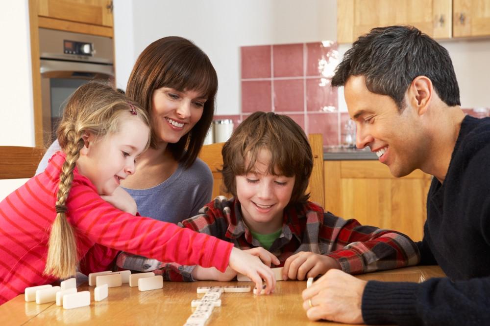 Juegos para niños con hiperactividad
