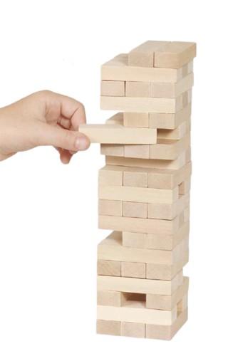 La torre - Problemas con hiperactividad