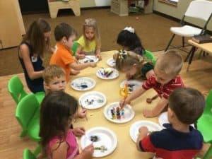10 Actividades preescolar
