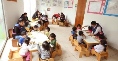 Garantizar educación inicial