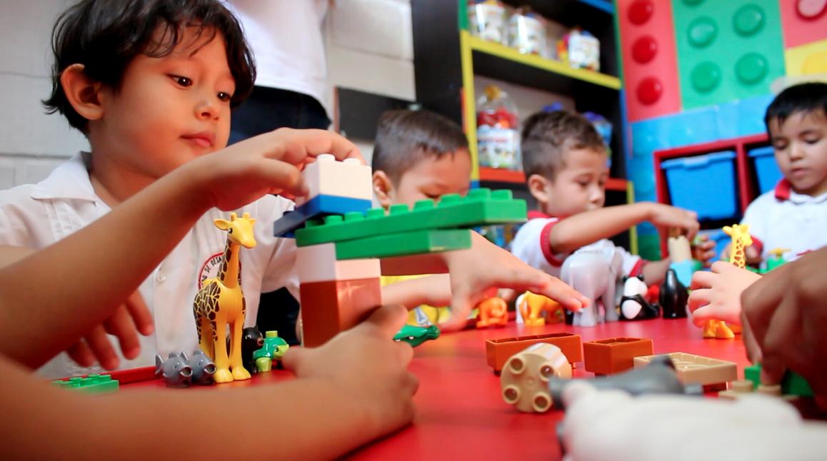 LEGO para niños