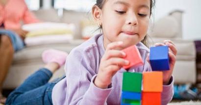 Creatividad con niños