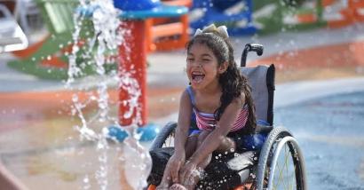 niños discapacitados
